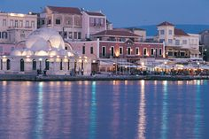 Crete, Greece (I'd like to visit anywhere in Greece really) - Bucket List