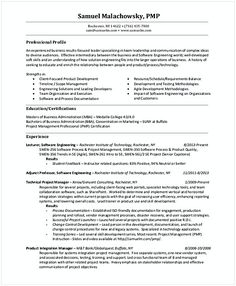 Sql Dba Resume Sample Computer Science Graduate Resume  Resume  Pinterest  Computer .