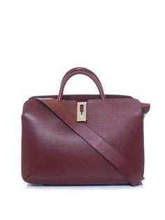 : : Albion leather tote : :