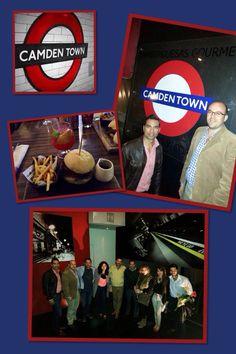 30/01/14 Festejando a @Përla Liiliivët Rodriiguëz en un rinconcito británico en la ciudad!