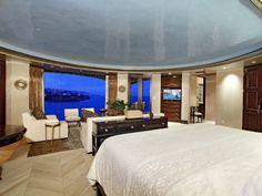 Emerald Bay, Laguna Beach, California, oceanview, master bedroom