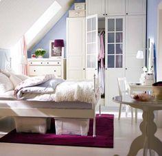 Smart Bedroom Storage Ideas | DigsDigs