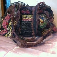 Handmade Woman Pocketbook