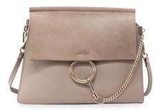 La borsa a spalla Faye Medium Flap di Chloé è uno di...