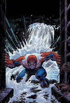 Homem Aranha de John Romita Sr