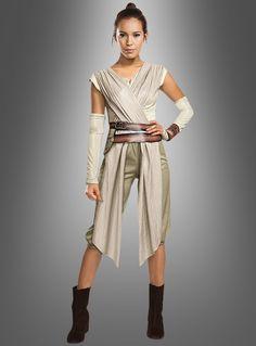 Star Wars Damen Kostüme Rey bei » Kostümpalast.de