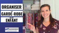 Organiser la garde robe de son enfant Organiser, How To Make, Organization