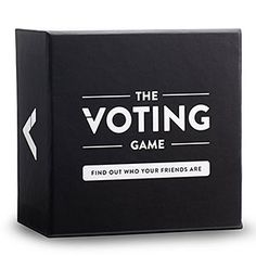The Voting Game | ThinkGeek