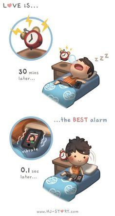 The best alarm clock <3