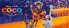 Coco was the Christmas Eve movie last year.  It is a beautiful story about love, family, and… music.