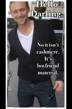 Tom Hiddleston: Hello Darling... : Photo