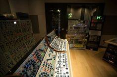 Music studio , deadmau5