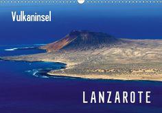 Vulkaninsel Lanzarote - CALVENDO