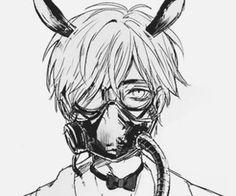 Gas Mask Anime