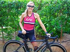 Meet Leyla and find out how Triathlon helped her find EXERCISE BLISS | Liv Cycling