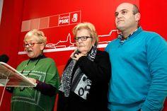 Homenaje a Josefa Palma Tenorio, Presidenta del PSOE de Cartaya