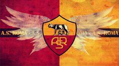as roma logo hd wallpaper
