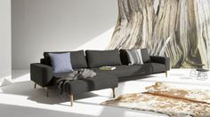 IDUN LOUNGER sofa rozkładana INNOVATION