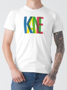 #OWNED Channel in your inner #EDM lover with this Stanley Kane #tee! Kane Print T Shirt - T SHIRTS