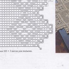 Archivio album Crochet Borders, Easy Crochet Patterns, Filet Crochet, Crochet Yarn, Knitting Yarn, Crochet Stitches, Crochet Bedspread, Vintage Crochet, Handicraft