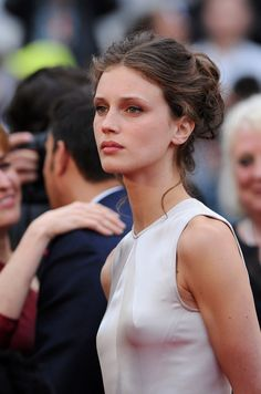 Marine Vacth - 'Young and Beautiful' Premieres in Cannes