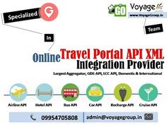 Leading Travel Portal Software with API in India | GoWebBola