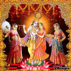 Krishna Gif, Bal Krishna, Radha Krishna Love Quotes, Radha Krishna Pictures, Lord Krishna Images, Radha Krishna Photo, Krishna Photos, Shree Krishna, Radhe Krishna