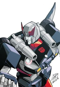 Bluestreak by golby2 on deviantART