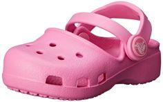 crocs Karin Kids' Clog (Toddler/Little Kid) ^^ Details can be found  : Girls sandals