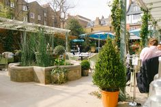The Ivy Garden, Chelsea - The Londoner