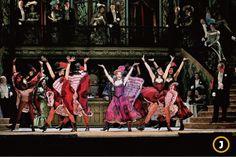 메가박스, 뉴욕 메트로폴리탄 오페라 '메리 위도우' 개봉  메리 위도우 스틸컷