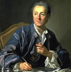 "NTK Enlightenment- This painting is of Denis Diderot, a French philosopher and writer. In Diderot's Encyclopedia he says ""The good of the people must be the great purpose of government... And the greatest good of the people is liberty."" Many philosophers at the time believed in religious toleration, freedom of speech and of the press and the rights to private property. Above all the philosophers believed that enlightened rulers must obey the laws and enforce them fairly for all subjects."