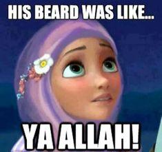 Muslimische Rasur hijab nackt, Java-Strip-Zeichen