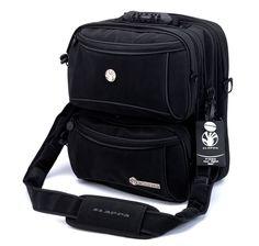 """SLAPPA BulkHead 4:1 PRO 15.4"""" Laptop Bag"""