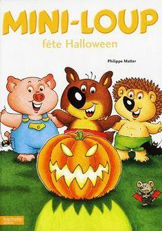 Mini-Loup fête Halloween par Philippe Matter
