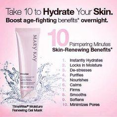 10 minutes to beautiful skin