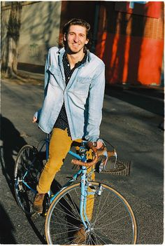 tonbogirl: Bicycle stories: Jozef