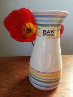 Vintage ceramic Bay Keramik West German pottery by fcollectables, €20.00