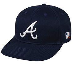 091aa4d0 MLB Licensed Replica Caps Atlanta Brave Road Baseball Hat, $15.29 Flat Brim  Hat, Major
