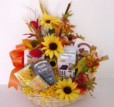pictures of gift baskets | Gift Arrangements for all Season and all Occasion - Gift Baskets for ...