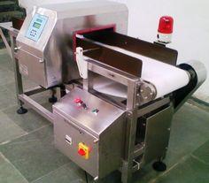 Metal Detector for Cooked Pork Patties / Frozen Shrimp / Duck Meat / Bison Meat. Contact: Arun Arondekar + 91 98231 91950 / + 91 98221 64324.