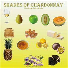 Chardonnay tasting profile