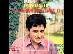 Pino Donaggio - Io che non vivo più di un'ora senza te - Radio Libera