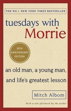 Tuesday's With Morrie || Read8ber Readathon ~ Book Marathon Review 4. – Magical BookLush Mitch Albom, Best Books To Read, Got Books, Tuesdays With Morrie, Neurone, After Break Up, Lou Gehrig, What To Read, Book Lists