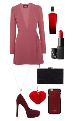 """""""Untitled #9"""" by natashazein on Polyvore featuring Reformation, ALDO, Chesca, Vianel, Victoria's Secret, Links of London, NARS Cosmetics and Rebecca Minkoff"""