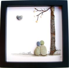 Unique Engagement Gift Wedding Gift Anniversary Gift by MedhaRode, $54.95