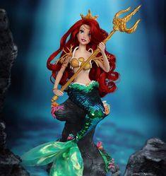 Disney Pixar, Disney Art, Disney Movies, Walt Disney, Disney Princess Dolls, Princess Toys, Disney Dolls, Ariel Doll, Mermaid Dolls