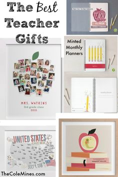 Best Gifts For Teachers Plus $125 Giveaway! - The Cole Mines