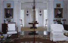 Reception Room at Crow Hill