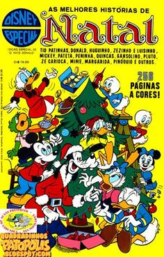 Disney Especial - 026 : Natal